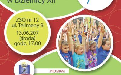 III Puchar Gimnastyki dla Wszystkich i Aerobiku Sportowego w Dzielnicy XII